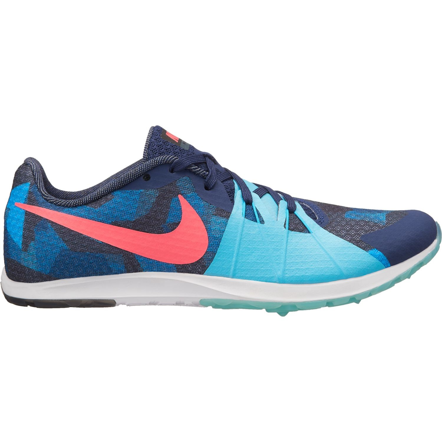 ef7cabbe08db Nike Zoom Rival Waffle - Womens Racing Shoes - Binary Blue Hot Punch ...