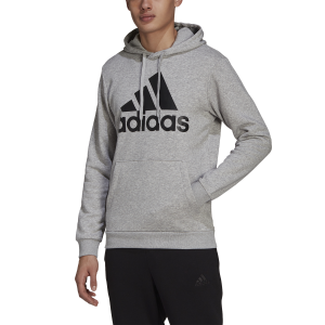 Adidas Essentials Fleece Big Logo Mens Hoodie