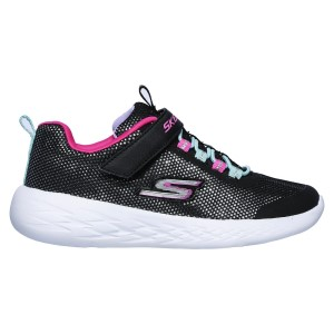Skechers Go Run 600 Sparkle Run - Toddler Girls Running Shoes
