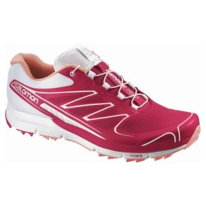 Salomon Sense Pro - Womens Trail and Road Running Shoes