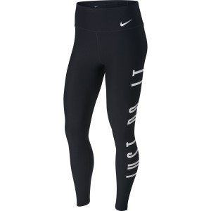 Nike Mid-Rise Graphic Power Womens Training Tights