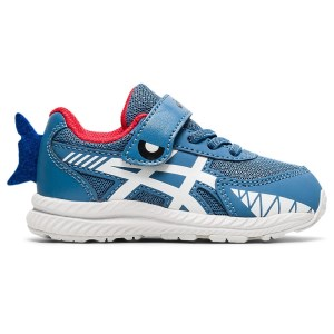 Asics Contend 7 TS Shark - Toddler Running Shoes