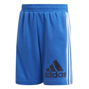 Adidas Badge Of Sport Kids Boys Training Shorts