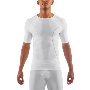 Skins DNAmic Mens Compression Short Sleeve Top