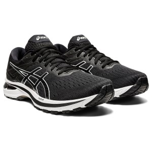 Asics GT-2000 9 - Mens Running Shoes - Black/White