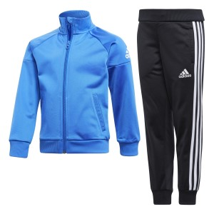 Adidas Kids Boys Knitted Training Tracksuit