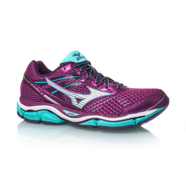 mizuno wave enigma 5 womens running shoes purple teal online sportitude. Black Bedroom Furniture Sets. Home Design Ideas