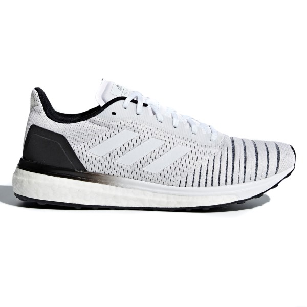 Adidas Solar Drive - Womens Running Shoes - Footwear White/Core Black