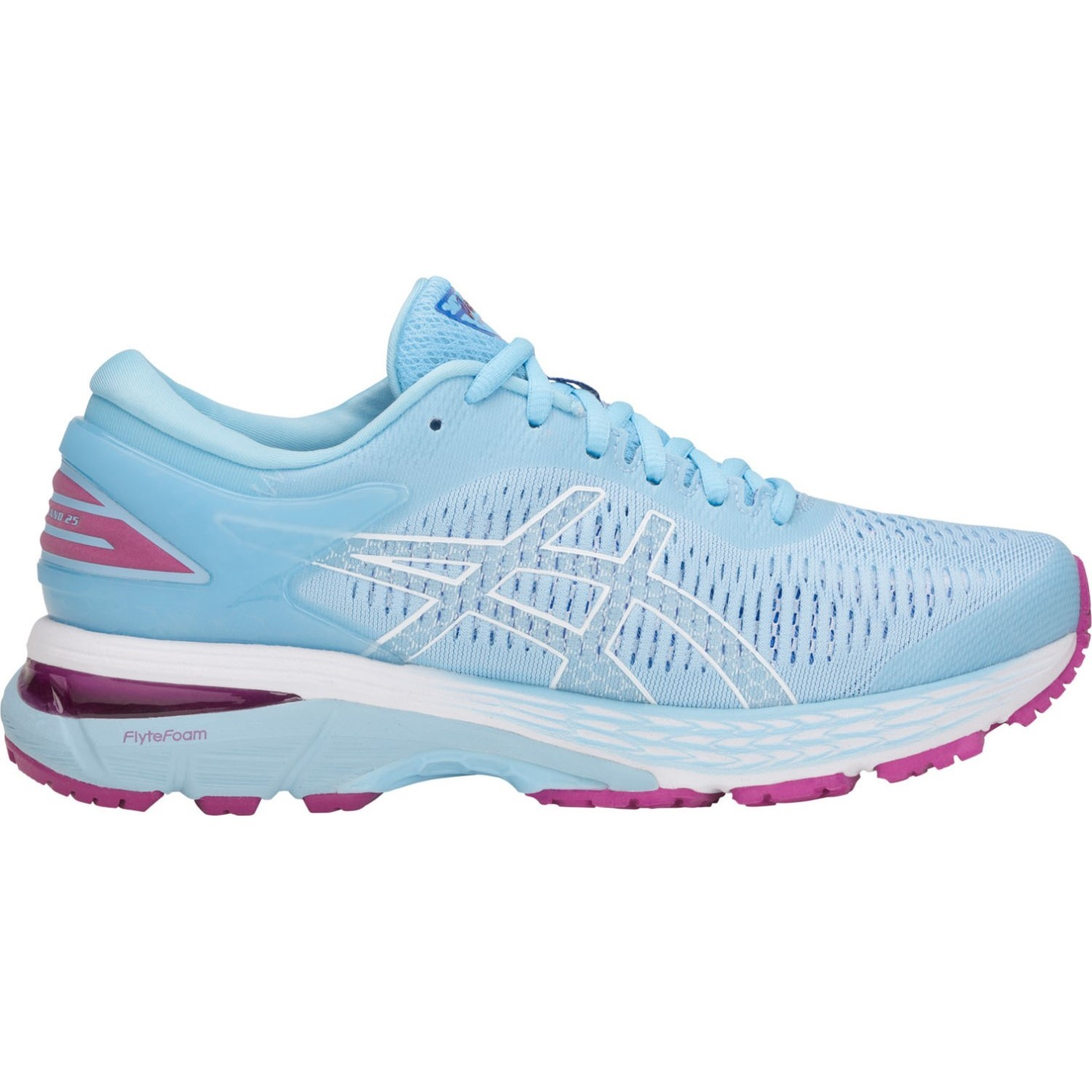 low priced 0487c 8fecb Asics Gel Kayano 25 - Womens Running Shoes