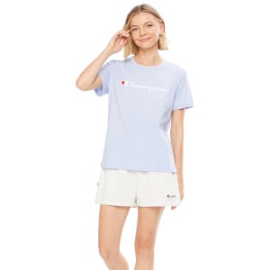Champion Script Womens T-Shirt