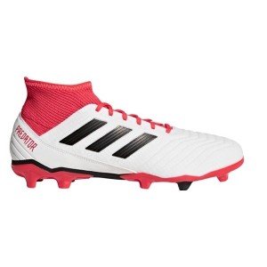 Adidas Predator 18.3 Firm Ground - Kids Boys Football Boots