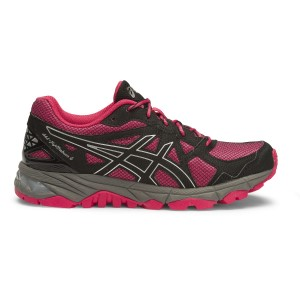 Asics Gel Fuji Trabuco 4 GS - Kids Girls Trail Running Shoes
