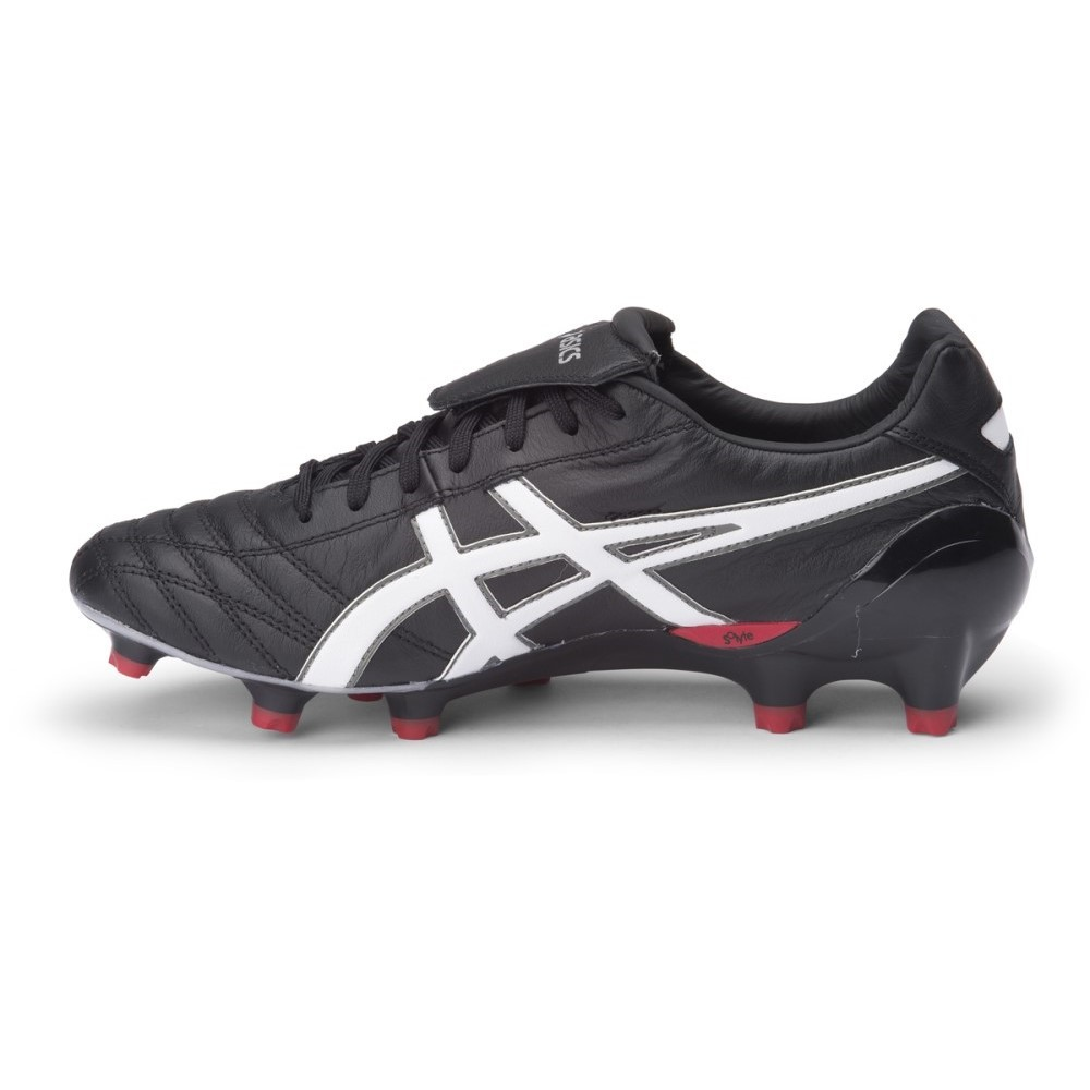 ea8622fd0d4 Asics Lethal Testimonial 4 IT - Mens Football Boots - Black White Silver