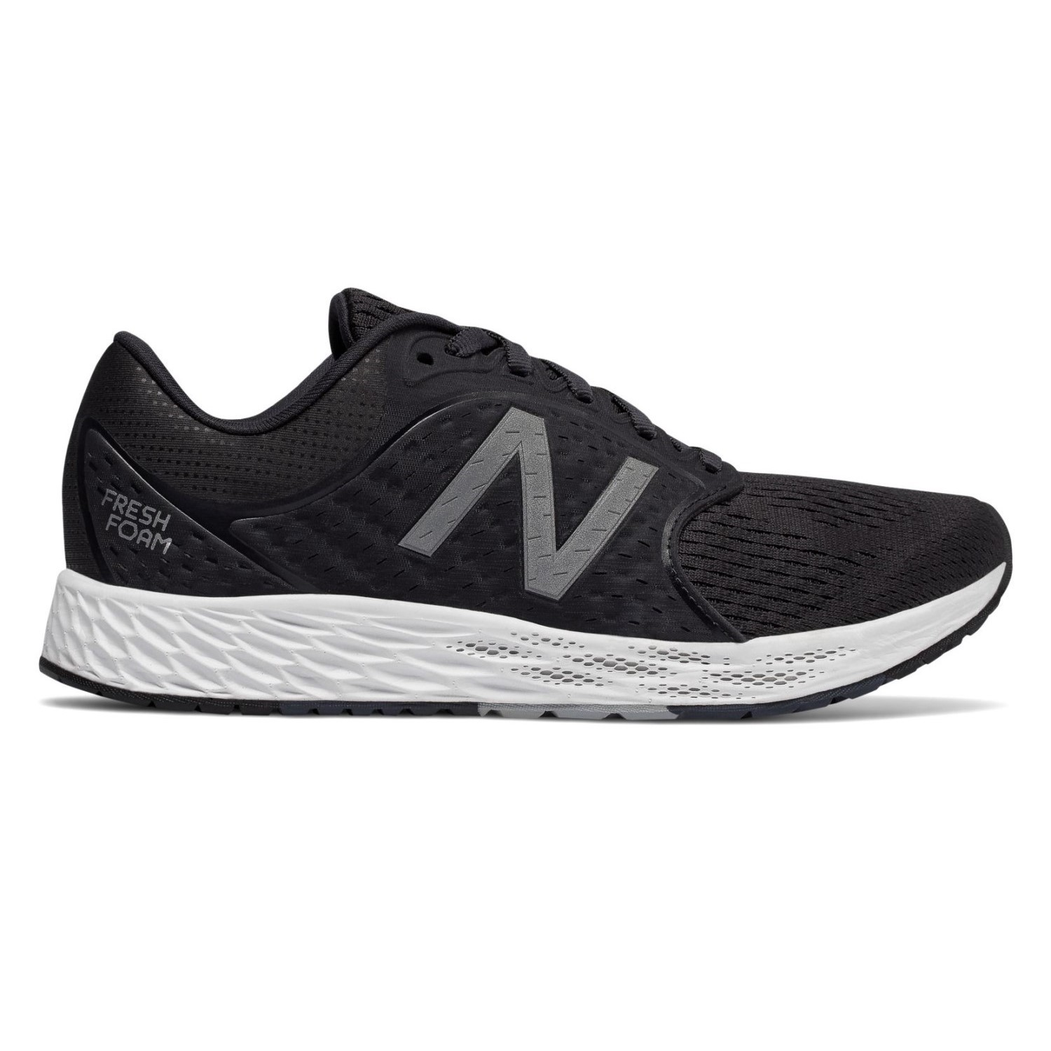 dfcafeb478fc3 New Balance Fresh Foam Zante V4 - Womens Running Shoes - Black Phantom  Silver