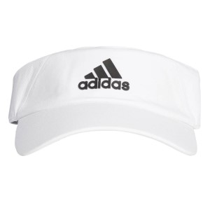 Adidas Climalite Womens Training Visor - White/Black