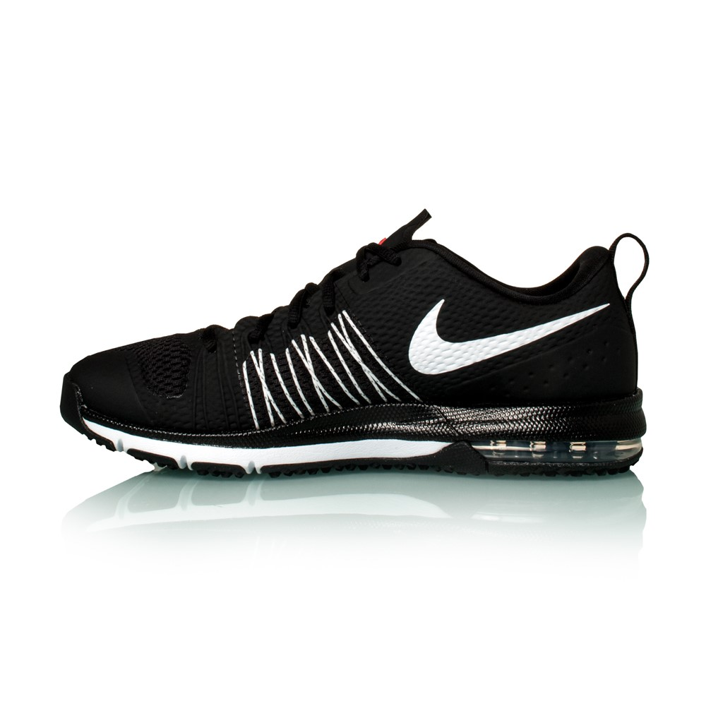 online store 4cc8b cdc51 nike air max effort tr black white