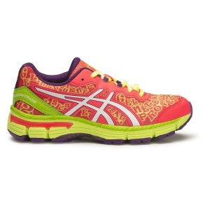 Asics Gel Netburner Professional 12 GS - Kids Girls Netball Shoes