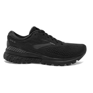 35564337234 Brooks Adrenaline GTS 19 - Womens Running Shoes - Black Purple Coral ...