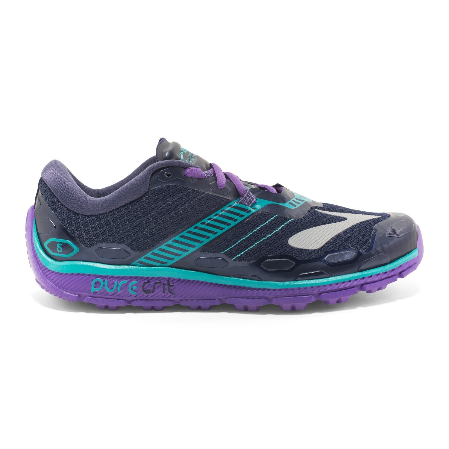 low priced 687ab 3510f Brooks PureGrit 5 - Womens Trail Running Shoes
