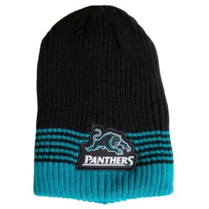Burley Sekem Penrith Panthers Flex Supporter NRL Beanie