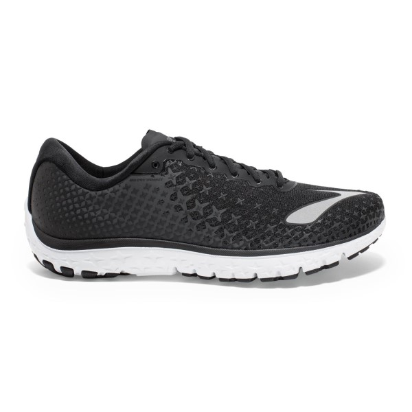 Brooks PureFlow 5 - Womens Running Shoes - Black/Anthracite/White