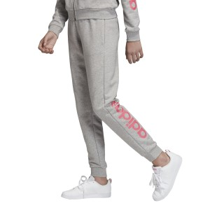 Adidas Essentials Linear Kids Girls Sweatpants