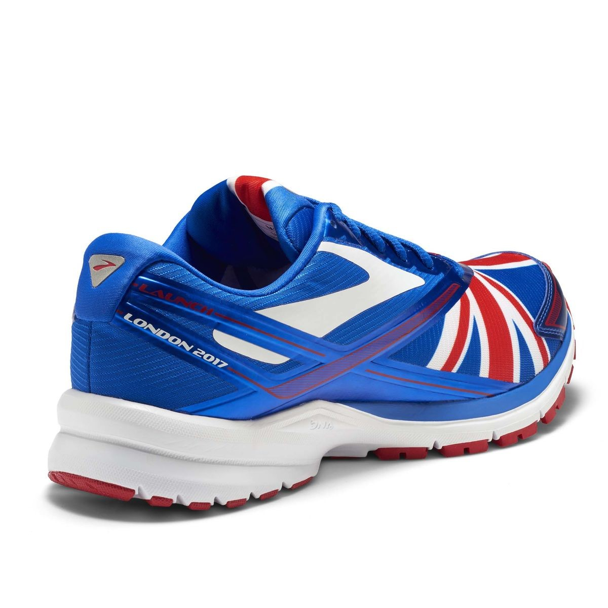 00a7992376ffd Brooks Launch 4 London - Limited Edition - Mens Running Shoes - Electric  Brooks Blue