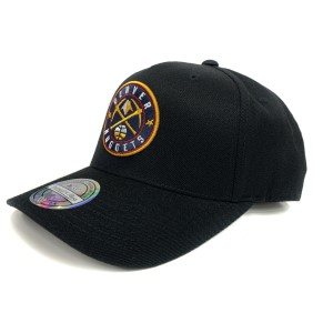 Mitchell & Ness NBA Denver Nuggets 110 Snapback Basketball Cap