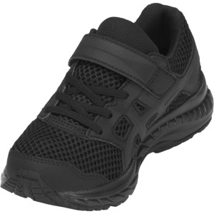Asics Contend 5 PS - Kids Running Shoes - Triple Black