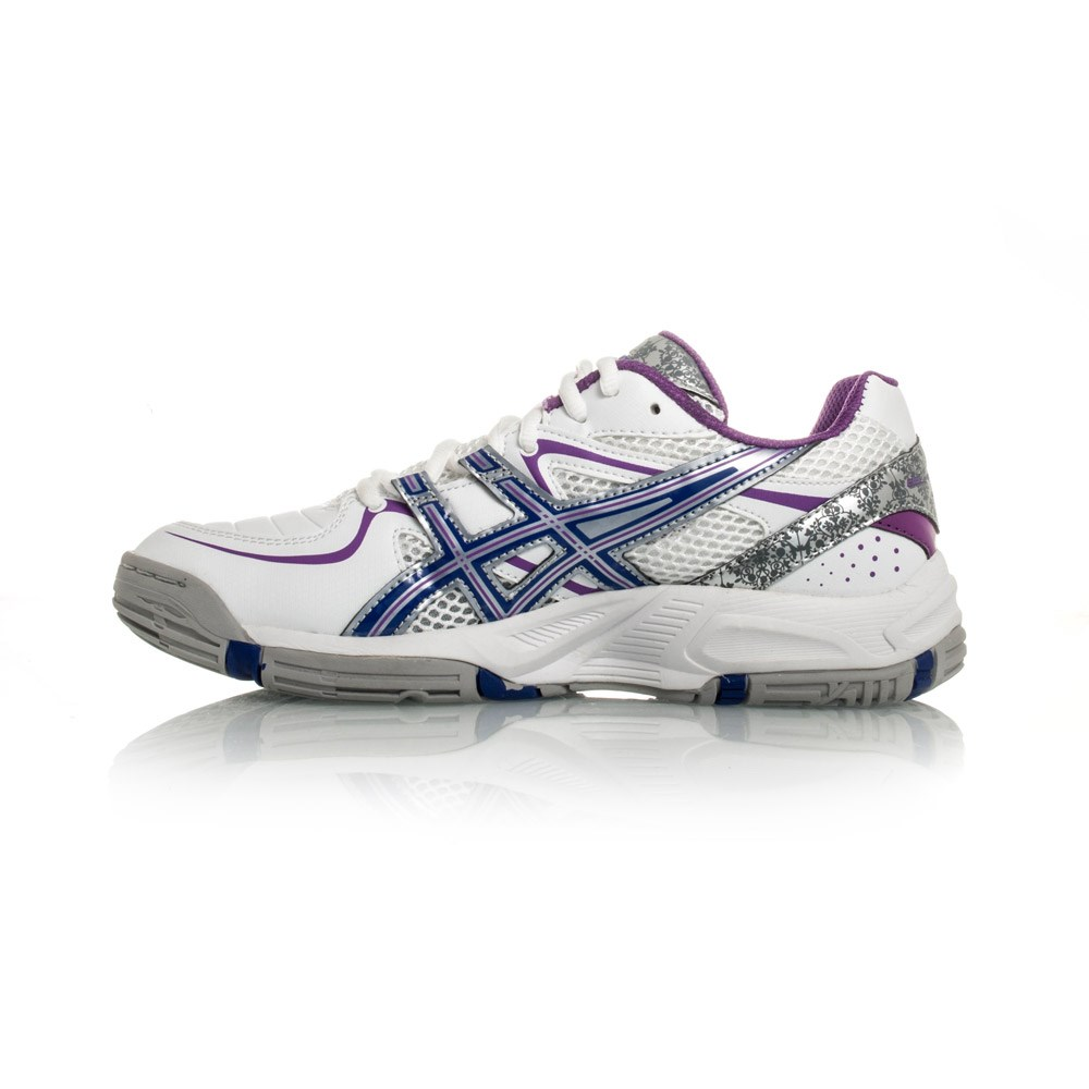 Asics Gel Netburner 16 GS Kids Girls Netball Shoes