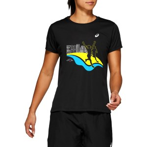 Asics City-Bay 2020 Womens Short Sleeve Running T-Shirt