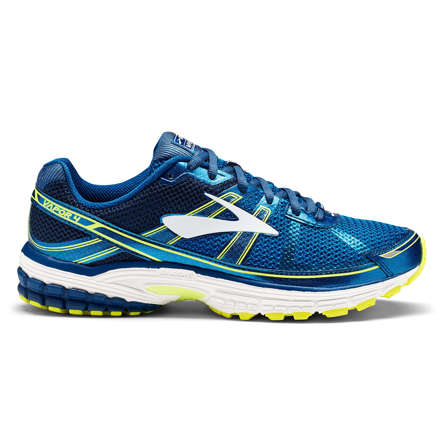 Brooks Vapor 4 - Mens Running Shoes - Blue/Navy/Nightlife