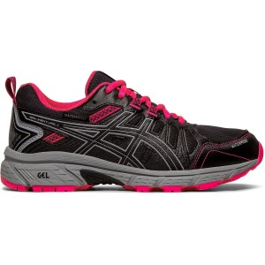 Asics Gel Venture 7 GS WP - Kids Girls Trail Running Shoes