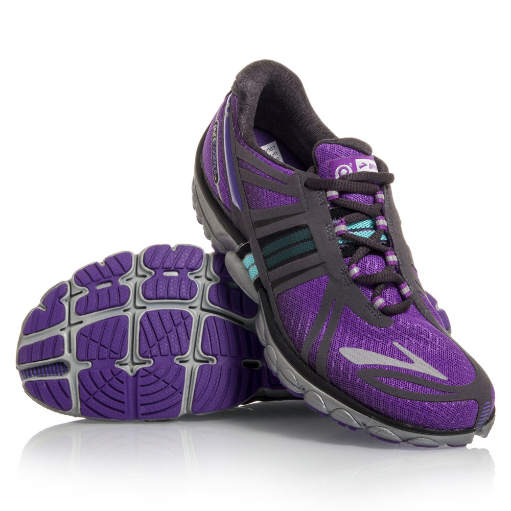 ede70009a5f4e Brooks PureCadence 2 - LAST SIZE 6.5US - Womens Running Shoes -  Purple Anthracite