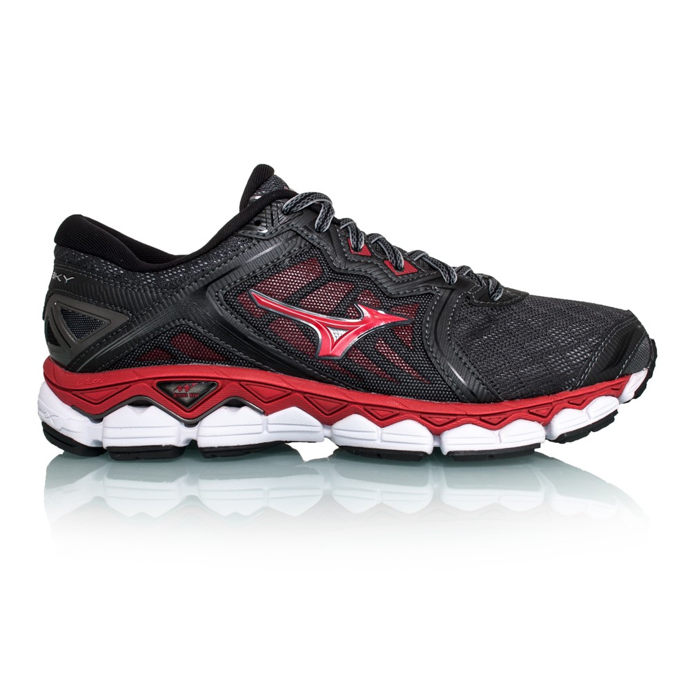tenis mizuno wave sky red