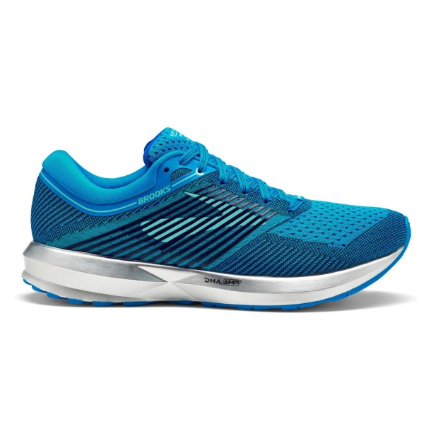 Brooks Levitate - Womens Running Shoes - Blue