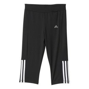 Adidas Gear Up Kids Girls 3/4 Training Tights