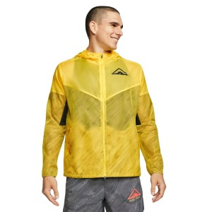 Nike Windrunner Mens Hooded Trail Running Jacket