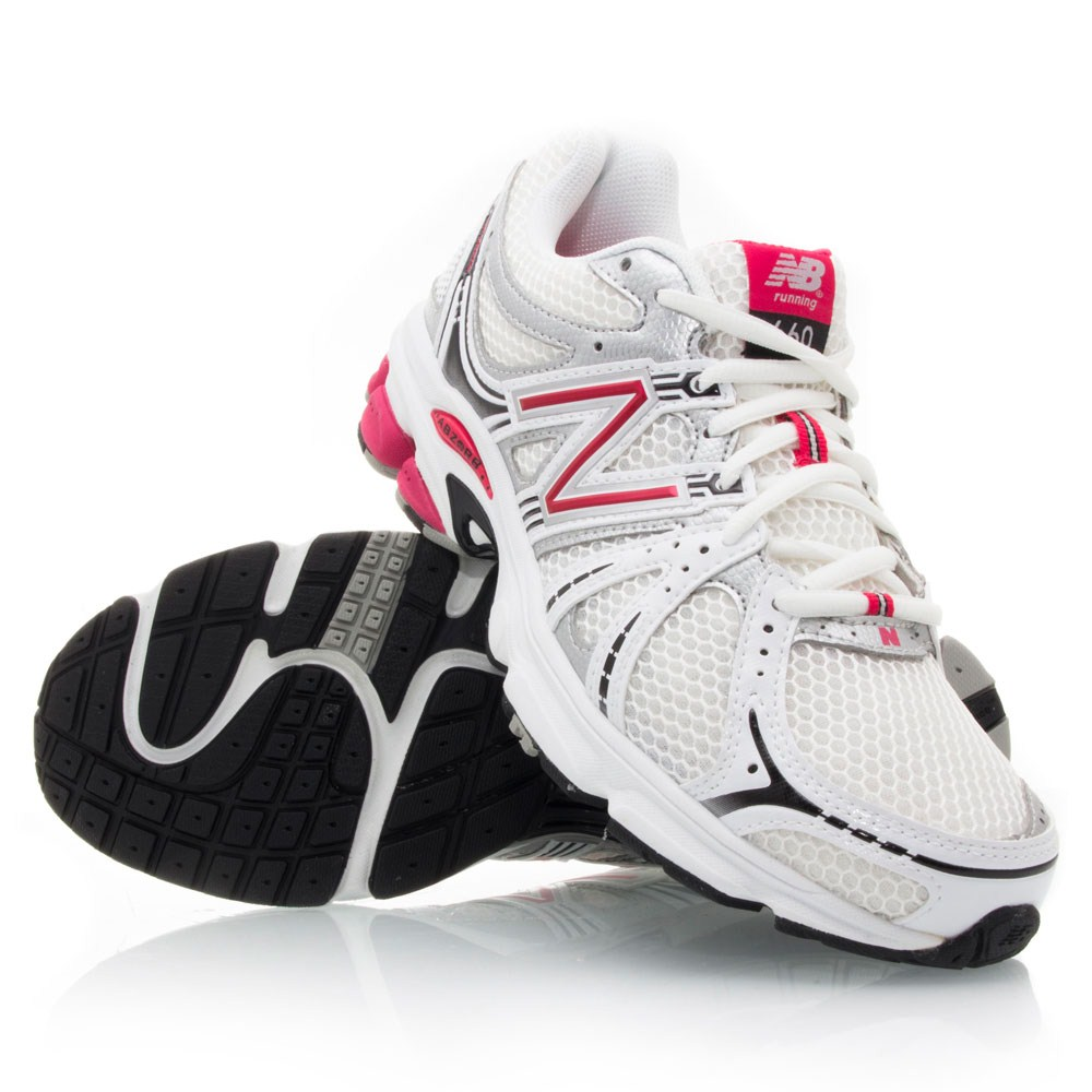 New Balance 660 - Womens Running Shoes - White/Red/Navy Online | Sportitude