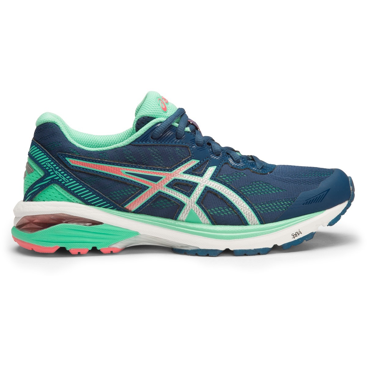 asics gt 1000 5 b womens running shoes poseidon silver cockatoo online sportitude. Black Bedroom Furniture Sets. Home Design Ideas