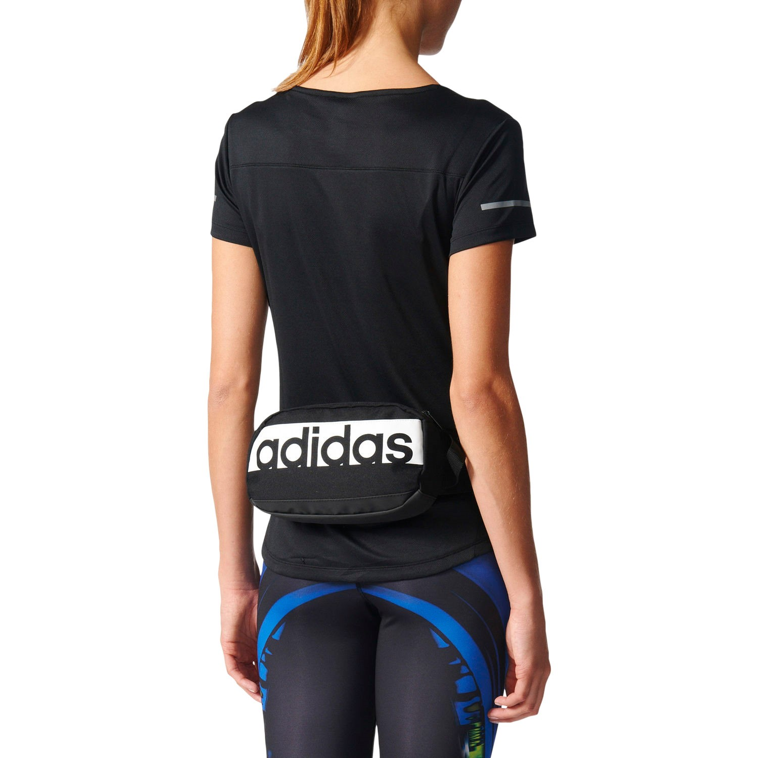 d5d212859c0c Adidas Linear Performance Waist Bag - Black