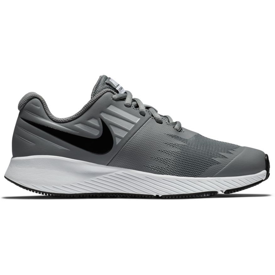 2f1fdddf592 Nike Star Runner GS - Kids Boys Running Shoes - Cool Grey Black Volt ...