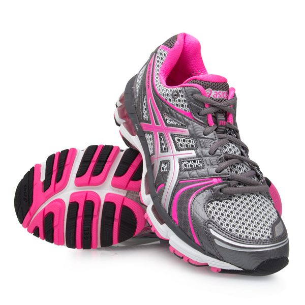 asics gel kayano 18 womens pink