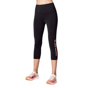 Running Bare What WOTS Womens 7/8 Training Tights