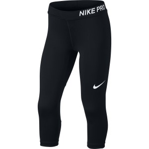 Nike Pro Kids Girls Capri Training Tights
