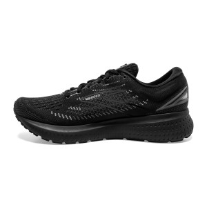 Brooks Glycerin 19 - Womens Running Shoes - Triple Black