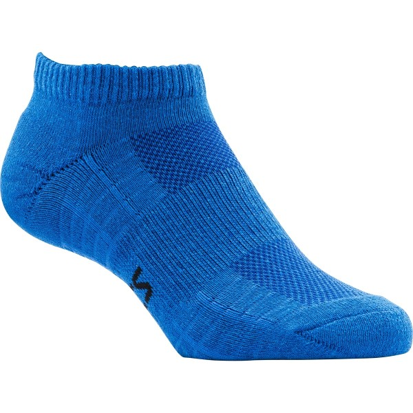Asics Pace Unisex Low Running Socks - Solid Skydiver Blue