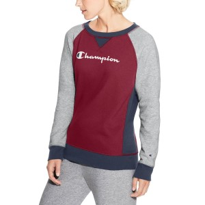 Champion Heritage Crew Womens Casual Sweatshirt
