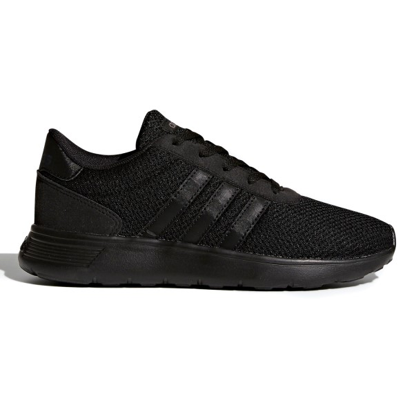 Adidas Lite Racer - Kids Boys Running Shoes - Triple Core Black