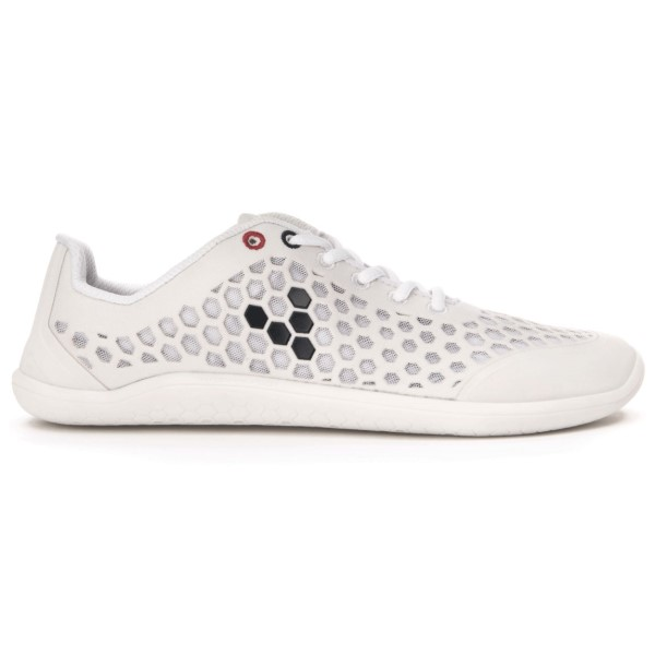 Vivobarefoot Stealth 2 Womens Running Shoes - White 23811